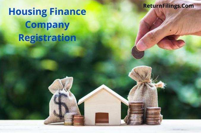 housing finance company registration, hfc rbi approval, hfc annual compliance, housing finance companies annual return