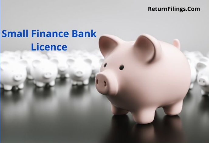 small finance bank licence, registration, small finance bank compliance, small finance bank rbi approval, finance bank tax