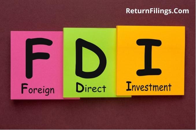 Invest in india, India Opportuinities, Foreign Direct Investment FDI in India, FDI Approval, FDI Compliance, FDI RBI Return