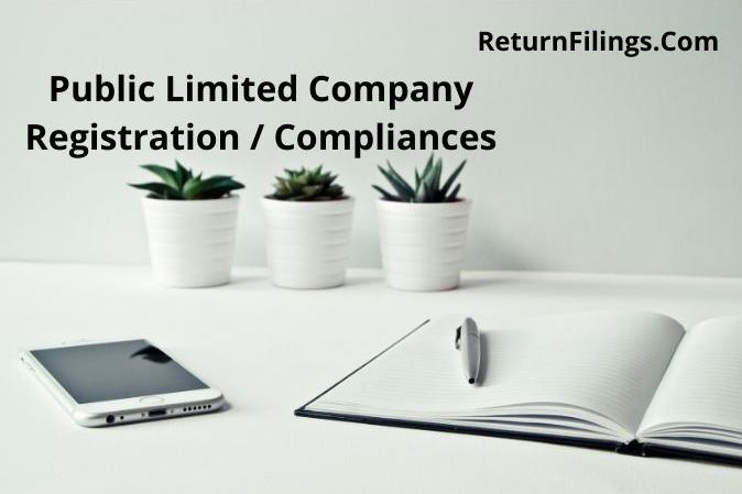 Public limited Compliance, Public ltd Annual Filing Annual Return, Company return, company tax