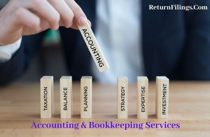 Accounting, bookkeeping and outsourcing services including management consulting, custom made services for compliance