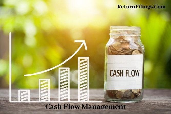 cash flow management services, cash flow maintenance, cash flow planning, cash flow projection, cash flow statement