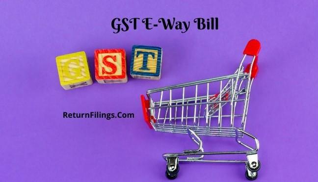 GST e way bill generation, gst e way bill portal, gst e way bill on goods delivery note, gst e way bill limit, GST e-way bill