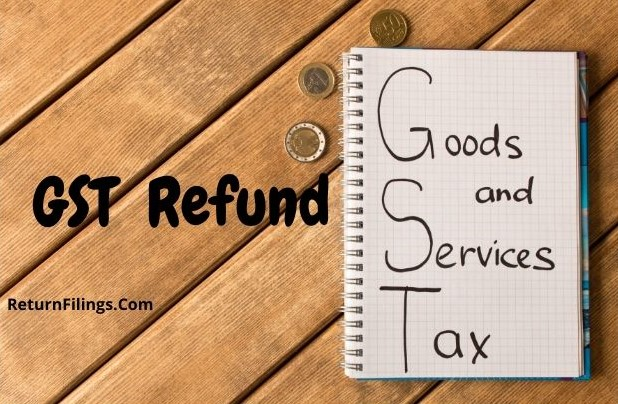 GST Refund for exporters, GST Refund for inadvertant duty structure, GST Refund for exporter of goods and services
