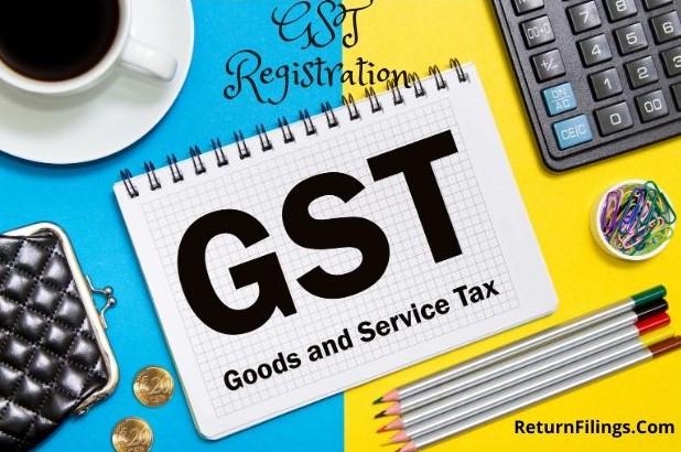GST registration, GST number application, GST online application, GST registration process, gst registration certificate