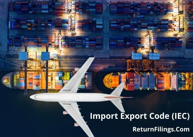 import export code iec, iec number, iec application, iec pan based registration, iec code, iec approval, iec modification