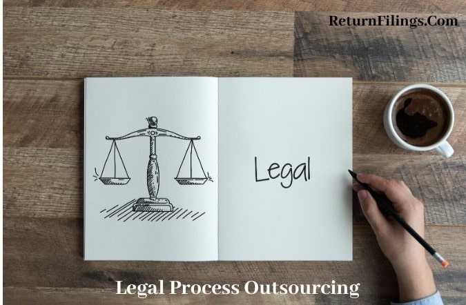 legal process outsourcing services, preparation and maintenance of case compliance, drafting and filing of notices reply