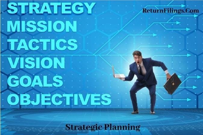 strategic planning services, strategy implementation, mission, tactics, vision, goals, objectives, Strategic management