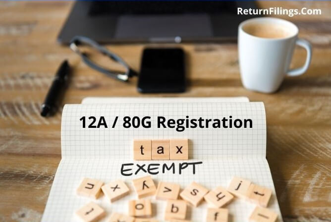 section 12A and 80G Registration, NGO tax benefit, NPO tax benefit, 80G Tax exemption, 80G Renewal, 12A Renewal