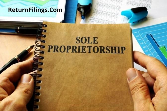 Sole proprietorship characteristics and its registration, sole proprietor business, proprietorship or proprietor tax